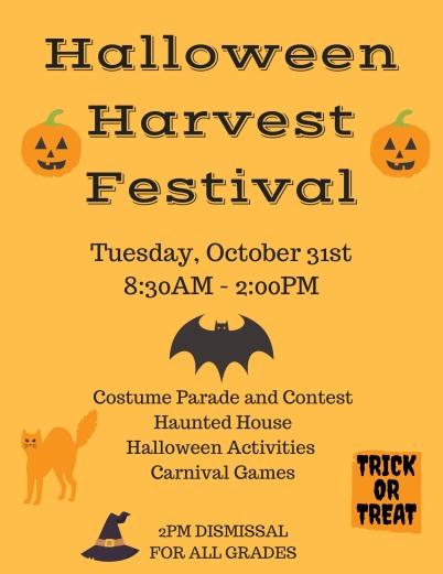 Halloween Harvest Festival-2017