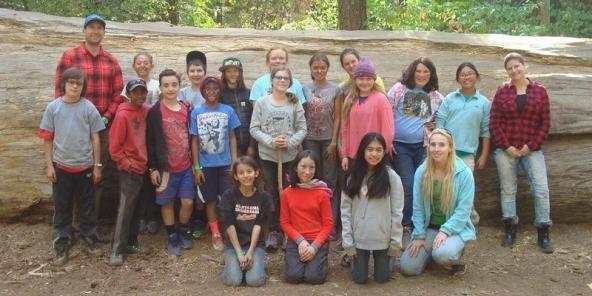 6th Grade Yosemite Trip