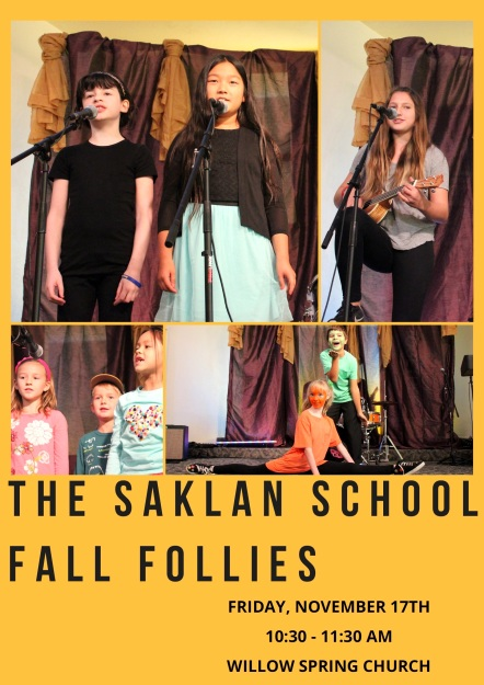 Fall Follies 2017