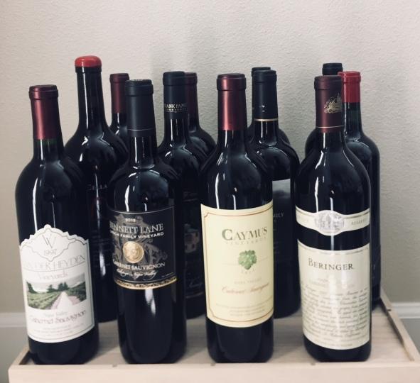 Wine raffle Sandy II
