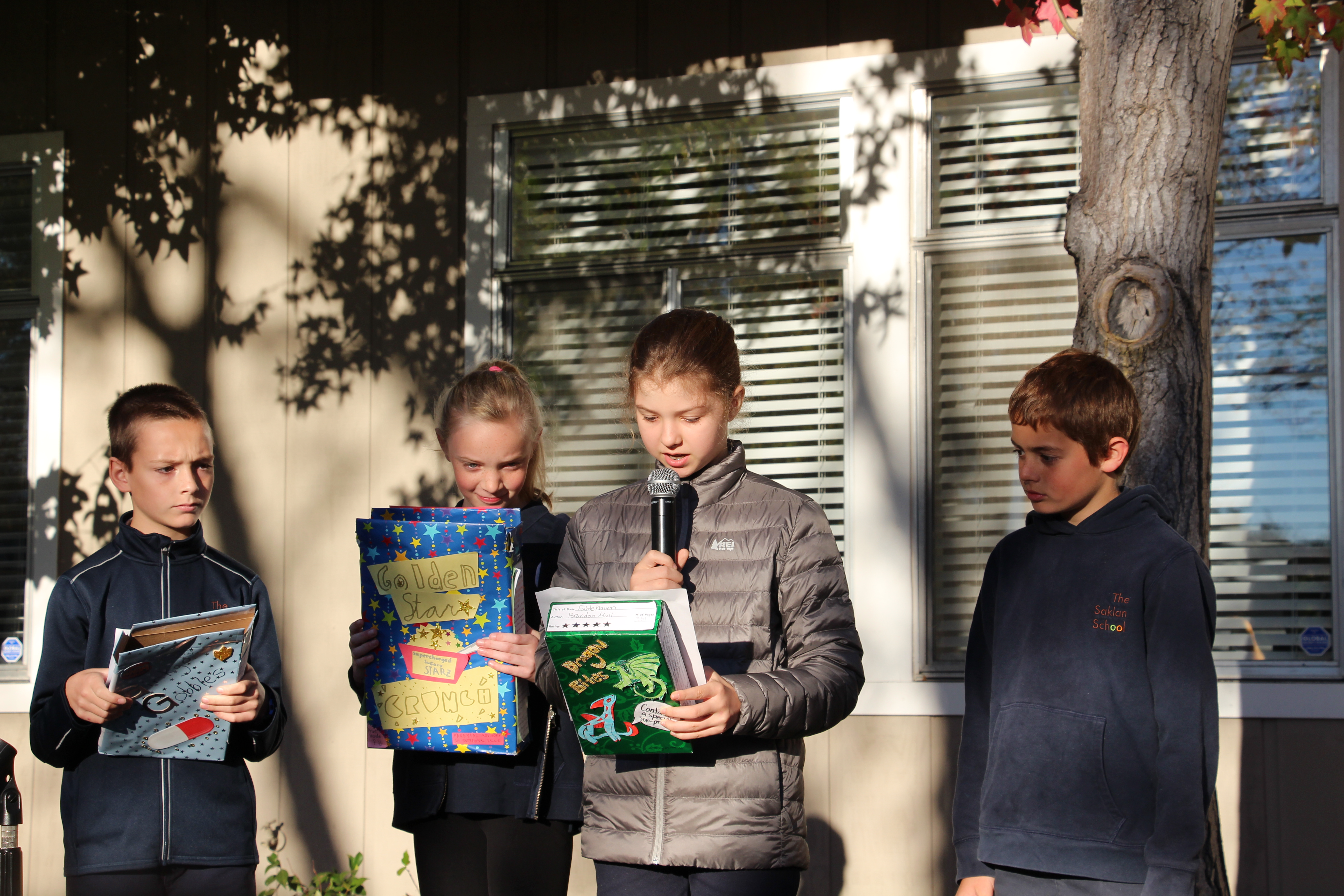 Cereal Box and Commercials Project – FRIDAY BLOG