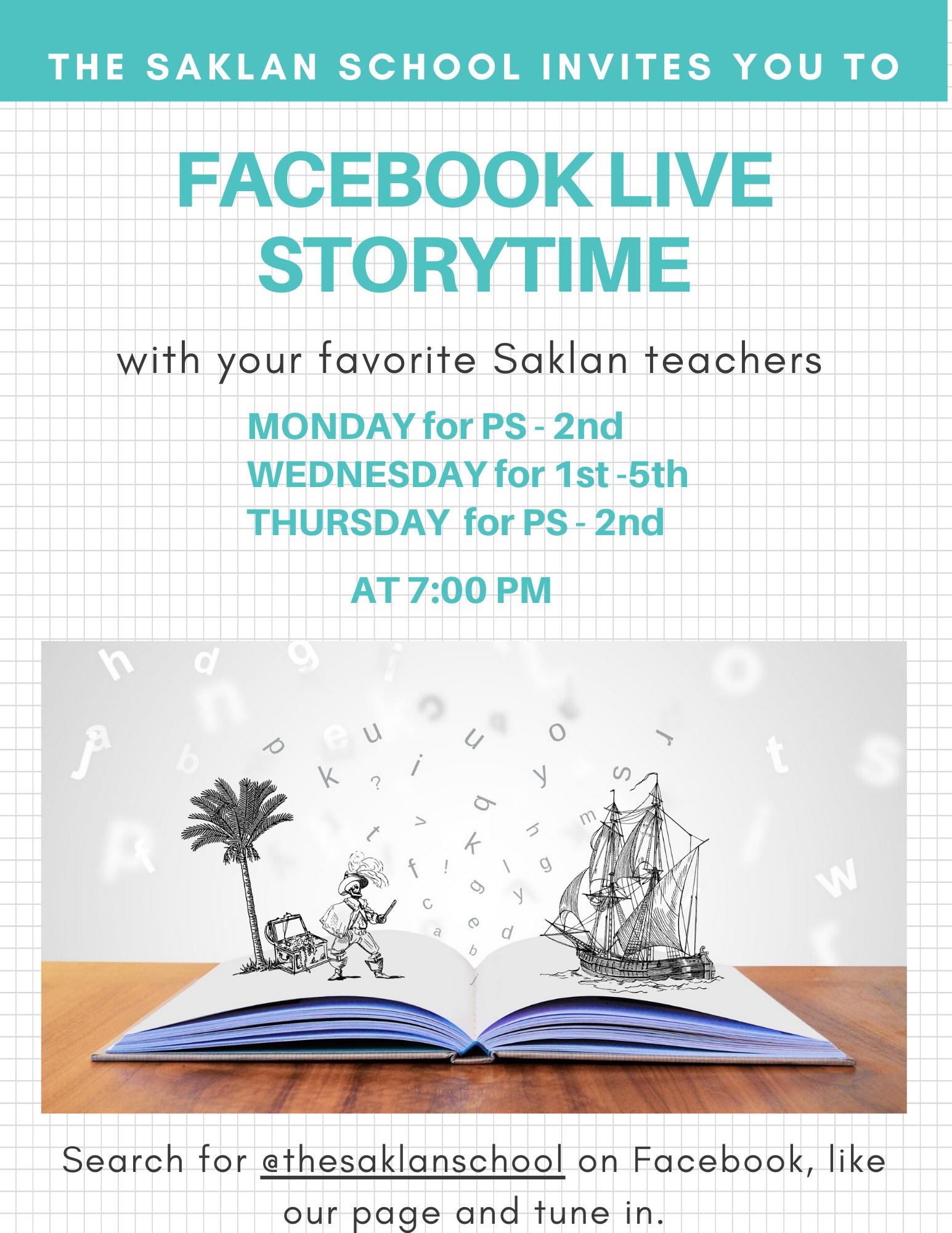 THE saklan school invites you to
